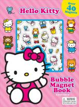 Hello Kitty Hraj si s magnety