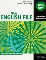 Clive Oxenden: New English File Intermediate Student´s Book