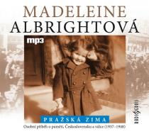 Pražská zima - CD mp3 - Madeleine Albrightová CD