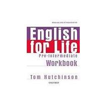 English for life pre-int. WB