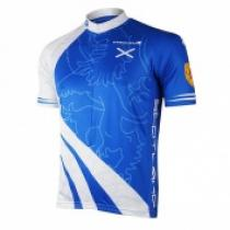 ENDURA pánský dres CoolMax Scotland Flag