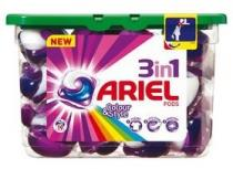 Ariel COLOR 3in1 PODS 15 ks