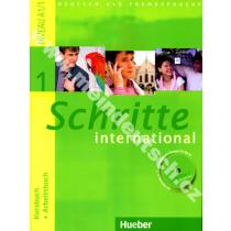Schritte International 1 KB+AB