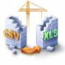 WhiteTown Software CSV to XLS Converter - Personal licence