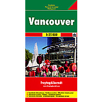 Vancouver 1:25 000