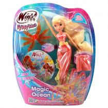 Winx Club Panenka Magic Ocean Stella