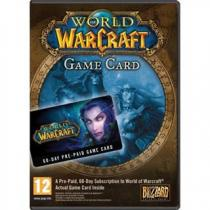 World of Warcraft - předplacená karta (PC)