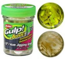 Berkley Mikro-twister GULP! ALIVE 36ks