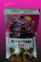 LK Baits Pelety Top ReStart Green Banana 1kg