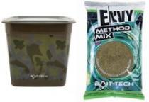 Bait-Tech Camo Bucket Envy Hemp & Halibut Method Mix 3kg