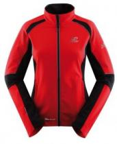 HANNAH Split red anthracite softshell