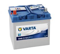 Varta Blue Dynamic 12V 60Ah 540A, 560 411 054