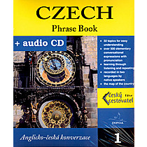 Czech Phrase Book