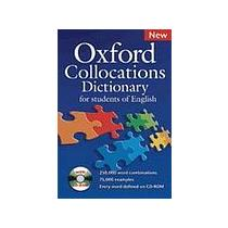 Ox Collocations dict for learn