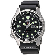 CITIZEN NY0040-09EE AUTOMATIC DIVER