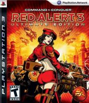 Command  &  Conquer: Red Alert 3 - Ultimate Edition (PS3)