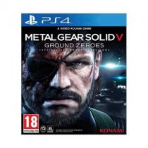 Metal Gear Solid 5: Ground zeroes (PS4)