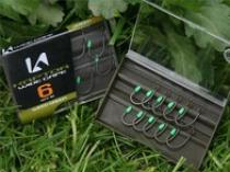 Korda Kaptor Wide Gape Barbless 10ks vel. 10
