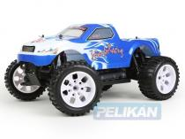 HiMOTO Monster Truck EMXT-1 1:10 RTR, 2.4Ghz