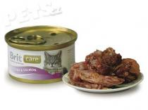 BRIT Care Tuna & Salmon 80g