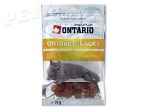 ONTARIO Snack Chicken Dice 70g