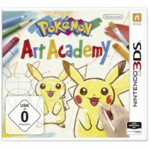 Pokemon Art Academy (3DS)