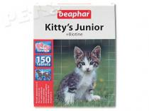 Beaphar Kitty`s Junior biotin 150tablet