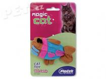 Magic Cat Hračka ryba catnip