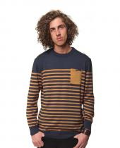 HORSEFEATHERS SPIN navy