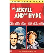 Dr.Jekyll a pan Hyde (1932 & 1941) (Hororová klasika) DVD (Dr.Jekyll and Mr. Hyde (1932 & 1941))