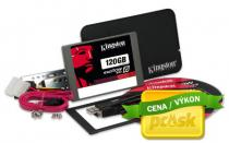 KINGSTON 120GB SSDNow V300 SATA3, , kit