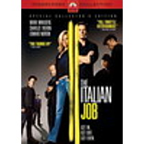 Italian Job (Loupež po italsku) DVD (The Italian Job)