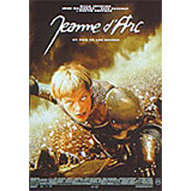 Johanka z Arku DVD (The Story of Joan of Arc)