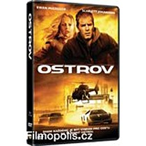 Ostrov DVD (The Island)