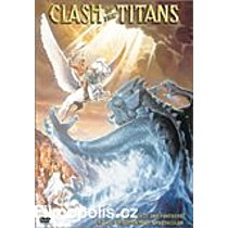 Souboj Titánů DVD (1981) (Clash of the Titans)
