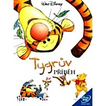 Tygrův příběh DVD (The Tigger Movie)