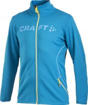 Craft Logo Full Zip - modrá