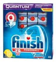 Reckitt Benckiser Finish Quantum Lemon do myčky 40ks