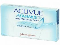 JOHNSON & JOHNSON Acuvue Advance 6ks