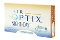 Ciba Vision Air Optix Night & Day AQUA 3ks