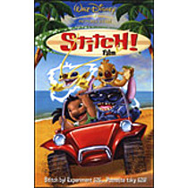 Stitch! DVD (Stitch! The Movie)