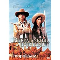 Buffalo Bill a Indiáni DVD (Buffalo Bill and the Indians, or Sitting Bull's History Lesson)