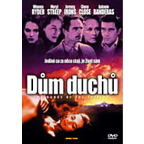 Dům duchů DVD (The House of the Spirits)