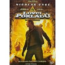 Lovci pokladů DVD (National Treasure)