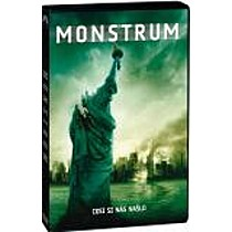 Monstrum DVD (Cloverfield)