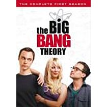 Teorie velkého třesku 1. série (3 DVD)  (Big Bang Theory Season 1 (3 DVD))