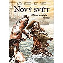 Nový svět DVD (The New World)