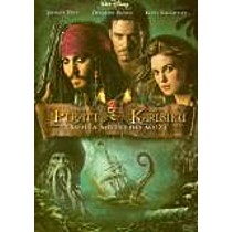 Piráti z Karibiku 2 – Truhla mrtvého muže DVD (Pirates of the Caribbean 2: Dead Man's Chest)