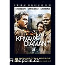 Krvavý diamant (2 DVD)  (Blood Diamond)
