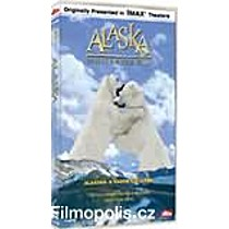 Aljaška: Duch divočiny DVD (Alaska: Spirit of the Wild)